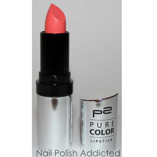 p2 pure color lipstick, Farbe: 059 Copacabana