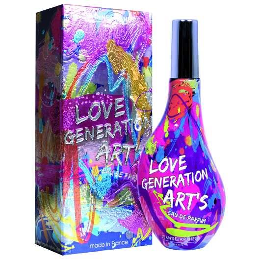 JEANNE ARTHES Love Generation Art's