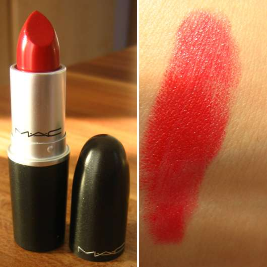 M.A.C. Cremesheen Lipstick, Farbe: A81 Brave Red