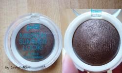 Produktbild zu p2 cosmetics mission summer look! baked eye shadow – Farbe: 030 summer rain (LE)