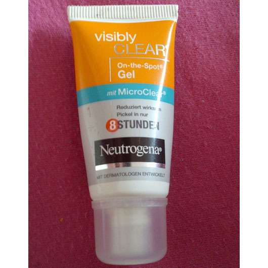 Neutrogena Visibly Clear On-The-Spot-Gel