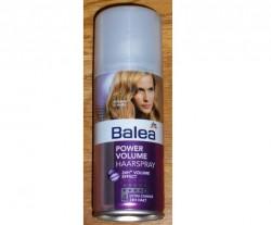 Produktbild zu Balea Power Volume Haarspray