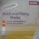 Rewe Milch und Honig Maske