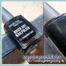 Produktbild zu Cosmetica Fanatica Quick Dry Nail Polish – Farbe: 45-189.1