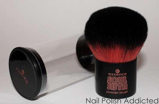 essence soul sista powder brush (LE)