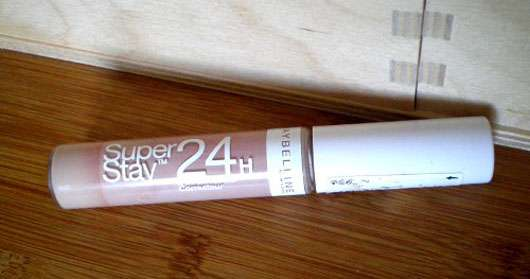 Maybelline Superstay 24H Concealer, Farbe: 02 Light