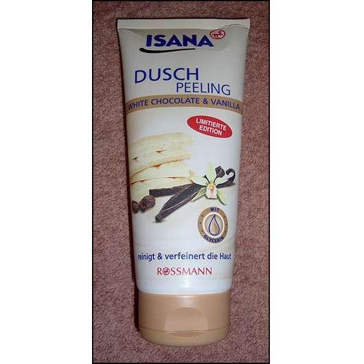 "Isana Dusch-Peeling ""White Chocolate & Vanilla"" (LE)"