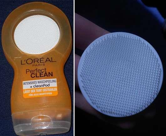 L'Oréal Paris Perfect Clean Intensives Waschpeeling + cleanPod (alle Hauttypen)