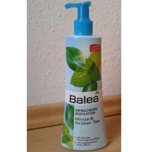 Balea Erfrischende Bodylotion Minze & Grüner Tee (LE)