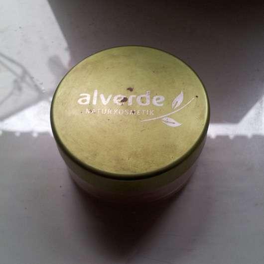 alverde Mineral Puder, Farbe: 02 Natural