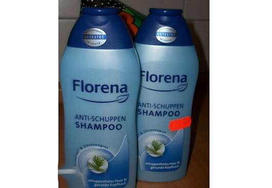 Florena Anti-Schuppen Shampoo