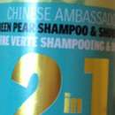 Kings & Queens Chinese Ambassador Green Pear Shampoo & Showergel 2in1