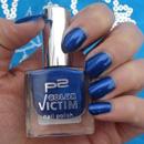 p2 color victim nail polish, Farbe: 570 so cool!