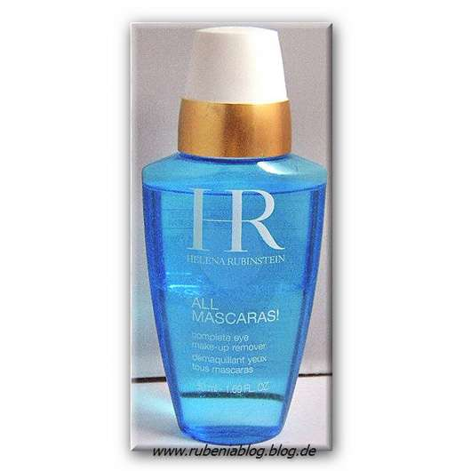 Helena Rubinstein All Mascaras! Complete Eye Make-Up Remover