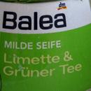 Balea Milde Seife Limette & Grüner Tee