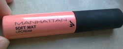 Produktbild zu MANHATTAN Soft Mat Lipcream – Farbe: 31S