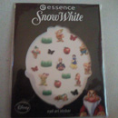 essence snow white nail art sticker (LE)