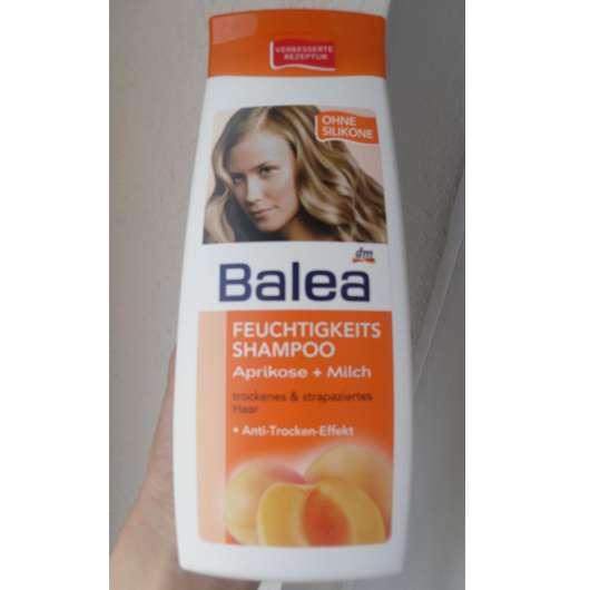 test shampoo balea feuchtigkeits shampoo aprikose milch testbericht von guardevoir. Black Bedroom Furniture Sets. Home Design Ideas