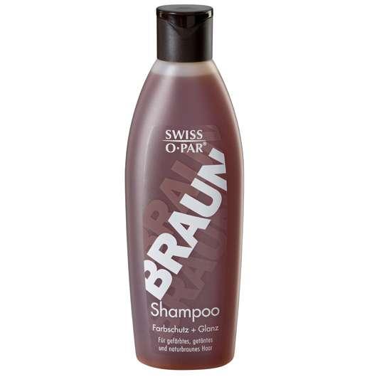 SWISS•O•PAR® Braun Shampoo