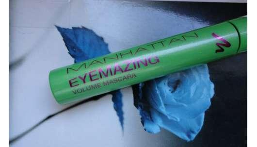 Manhattan Eyemazing Volume Mascara, Farbe: Black
