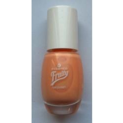 Produktbild zu essence fruity nail polish – Farbe: 02 peach beauty (LE)
