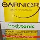 Garnier Skin Naturals Bodytonic Sofort-Glatt-Effekt Cellulite Gel