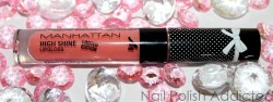 Produktbild zu MANHATTAN High Shine Lipgloss – Farbe: 53G (Kiss Couture LE)