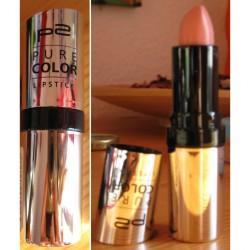 Produktbild zu p2 cosmetics pure color lipstick – Farbe: 112 Rue Grimaldi