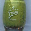 essence fruity nail polish, Farbe: 04 one kiwi a day (LE)