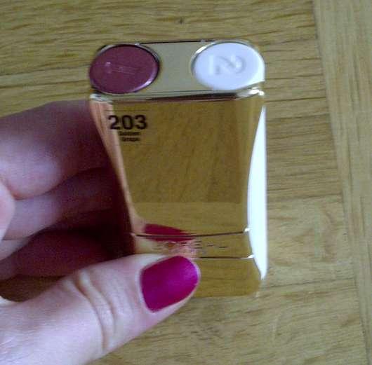 L'Oréal Paris Indefectible Kompakt-Lippen-Duo, Farbe: 203 Golden Grape
