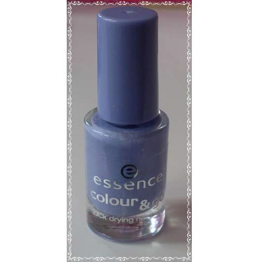 essence colour & go quick drying nail polish, Farbe: 86 a lovely secret