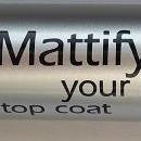 p2 mattify your lips! top coat