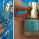 p2 mission summer look! metal & shine nail polish, Farbe: 030 blue hawaii (LE)