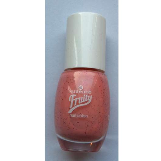 essence fruity nail polish, Farbe: 03 very cherry (LE)