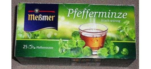<strong>Meßmer</strong> Pfefferminze
