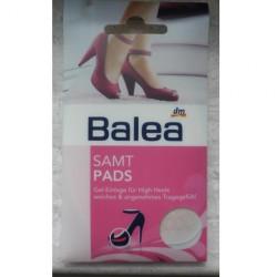 Produktbild zu Balea Samt Pads Gel-Einlage für High Heels