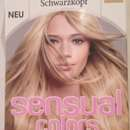 Schwarzkopf Sensual Colors Hautverträgliche dauerhafte Coloration, Farbe: 945 helles Sandblond