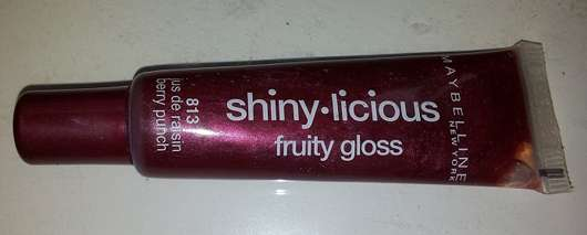 Maybelline Jade Shiny Licious Fruity Gloss, Farbe: 813 berry punch