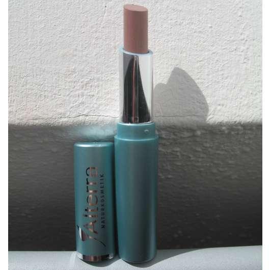 test lippenstift alterra lippenstift farbe 01 silk testbericht von irreal. Black Bedroom Furniture Sets. Home Design Ideas