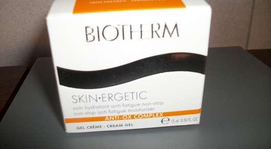 Biotherm Skin Ergetic Anti-Ox Complex Cream Gel