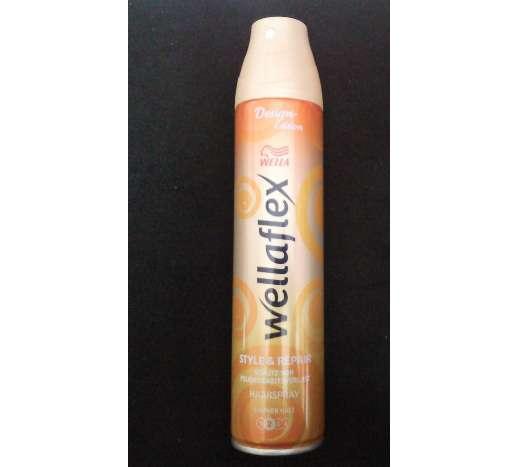 wellaflex Style & Repair Haarspray (Design Edition)