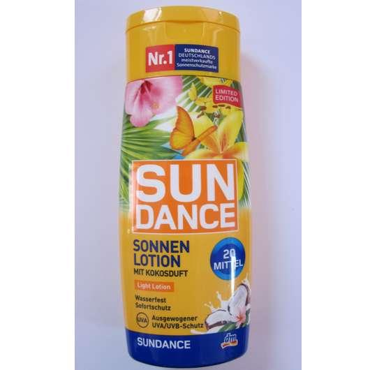 Sundance Sonnenlotion mit Kokosduft LSF 20 (Limited Edition)