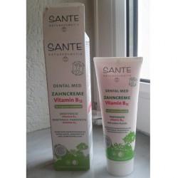 Produktbild zu SANTE dental med Zahncreme Vitamin B12