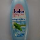 bebe Young Care Morgenglanz Belebender Bambuswasserduft Cremedusche