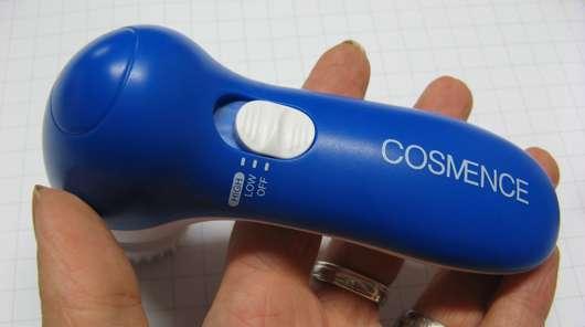 COSMENCE Perfect Brush – Elektrische Reinigungs- und Peeling-Bürste