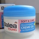 Balea Young Soft & Care Feuchtigkeits-Creme-Gel mit Vitamin-Cocktail