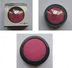 Produktbild zu agnès b. Monobulle Lidschatten Perlmutt-Effekte – Farbe: Crème Cassis (LE)