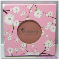 Produktbild zu Alterra Naturkosmetik Rougepuder – Farbe: 01 Cherry Blush (Kirschblüten LE)