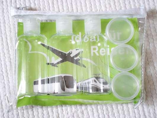 Test - Beauty Bag - Soapland Reiseset im Zipper-Beutel ...