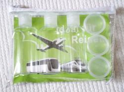 Produktbild zu Soapland Reiseset im Zipper-Beutel